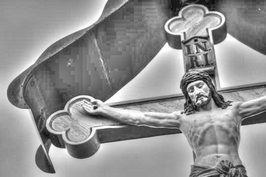 Kreuzigung-Jesu
