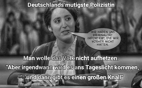 """Polizistinnen beklagen sexuelle Belästigungen in Asylheimen – <span class=""""caps"""">JUNGE</span> <span class=""""caps"""">FREIHEIT</span>"""