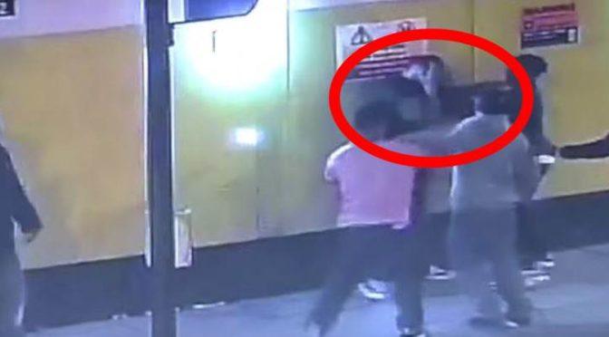Überwachungskamera: Video zeigt tödlichen Angriff auf NiklasP.!