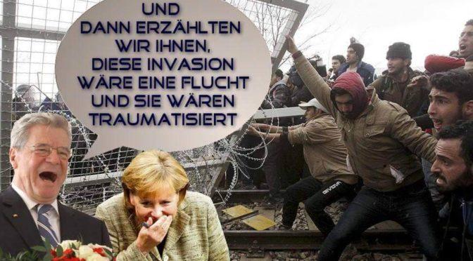 Die Kanzlerin übernimmt Verantwortung? Nein, sie tut nur so! – Vera Lengsfeld